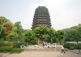 The Six Harmony Pagoda, Hangzhou